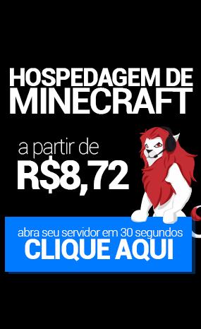 ReisHost - A melhor host de minecraft do Brasil!